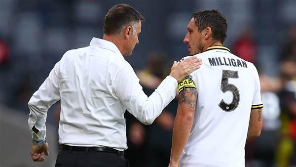 'We're nowhere near our best...' - Macarthur FC lead lopsided A-League