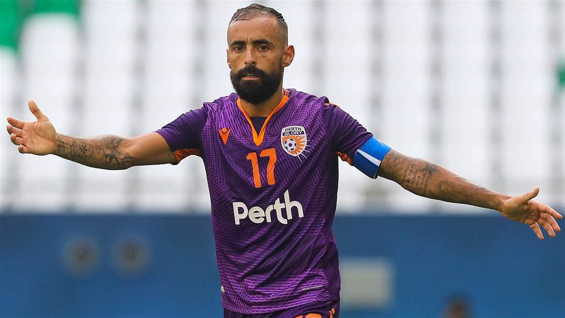 'He's one of our elder statesmen...' - Glory suffer new Castro blow