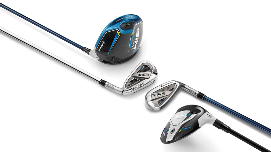 TaylorMade unveils new SIM2 family