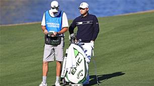 Winner's Bag: Si Woo Kim – The American Express