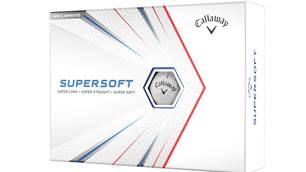 Callaway updates Supersoft and Supersoft Max golf balls