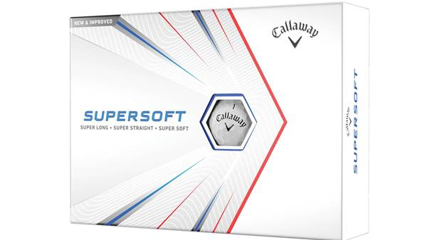 Callaway updates Supersoft and Supersoft Max golf balls