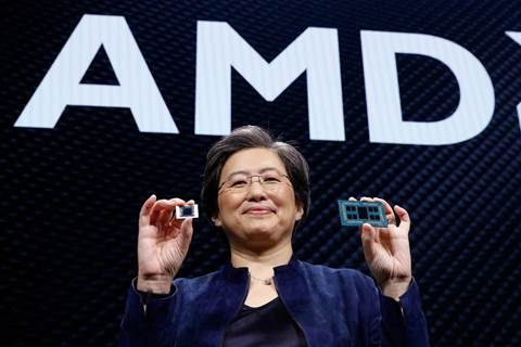 Lisa Su says shortages constrained AMD's record 2020