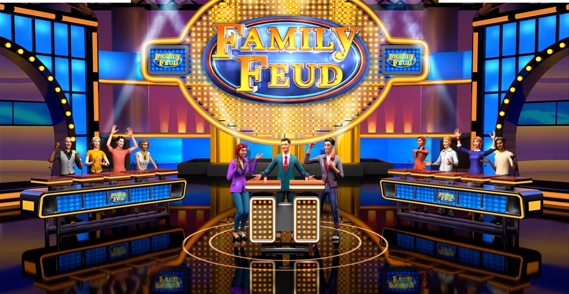 Playing Now: Family Feud