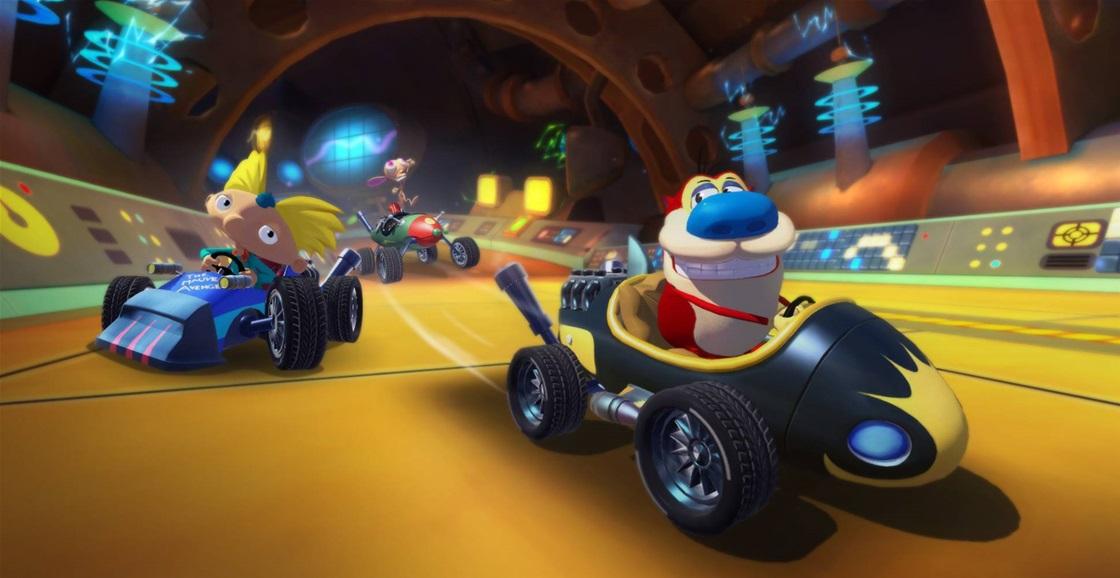 Nickelodeon Kart Racers 2 Cheat