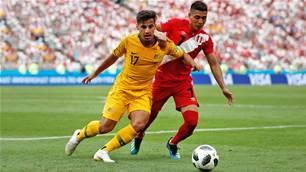 Socceroos' Arzani seals Danish club loan