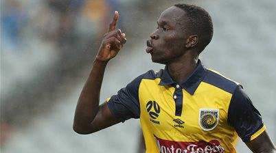 'There's such a long way to go for him' - Rookie Kuol on Olyroos radar
