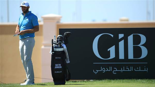 Winner's Bag: Dustin Johnson – Saudi International