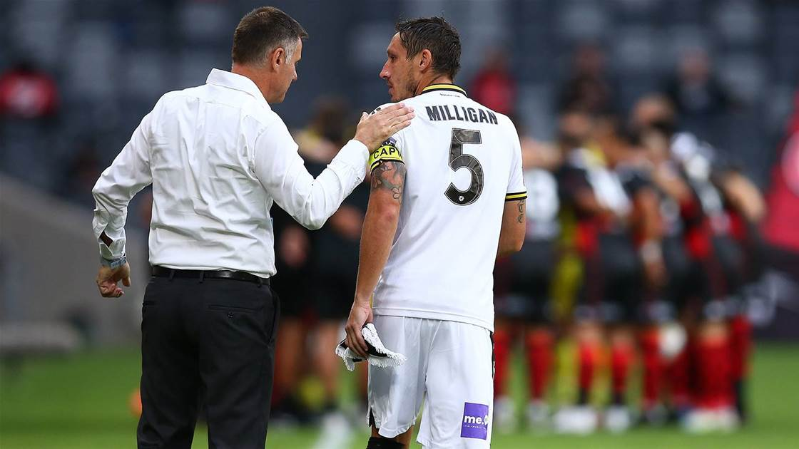 'You've got to be ready' - Bulls to rotate as A-League nears unknown
