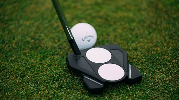 Odyssey updates and improves Ten putters