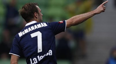 'Watching's been frustrating...' - McManaman looks to spark Victory