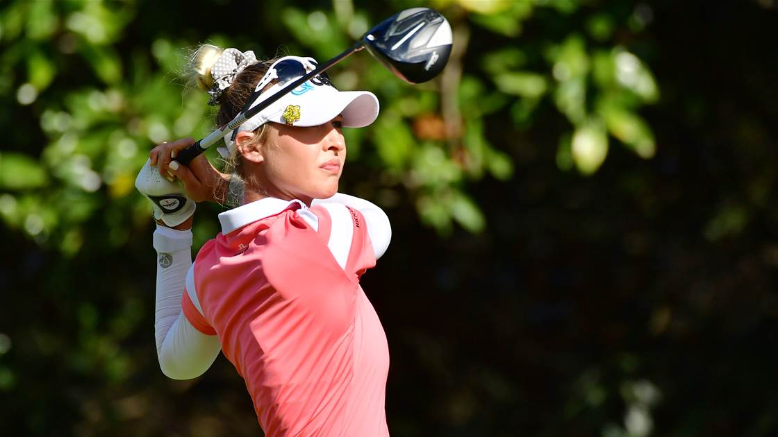 Winner's Bag: Nelly Korda – Gainbridge LPGA