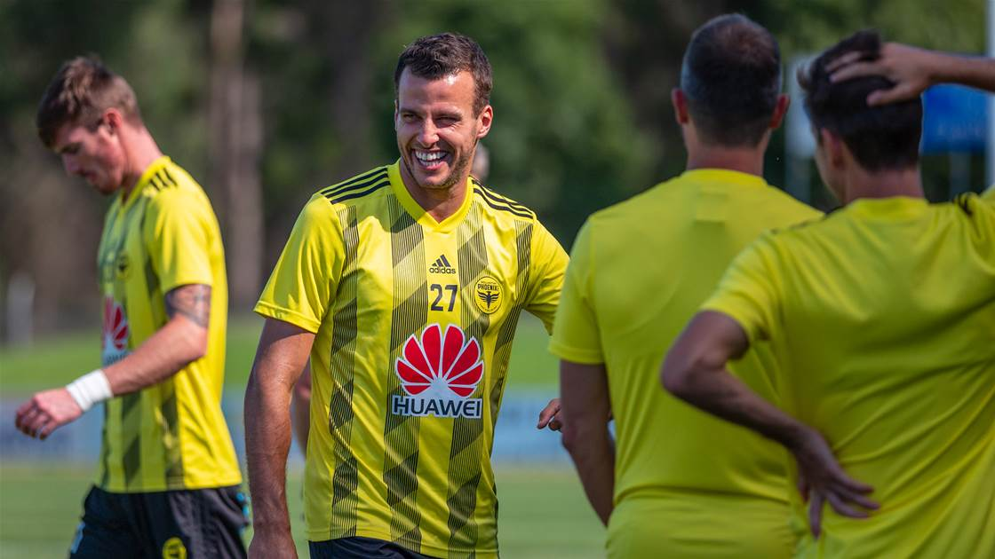 'Stevie is a class act...' - Taylor to make Phoenix return