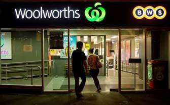 Woolworths names top tech partners