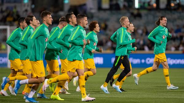 Kuwait hub trip forced on Socceroos for WC qualifiers