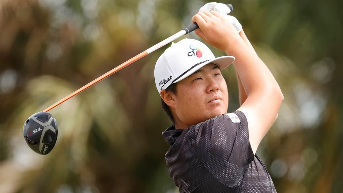 Sungjae seeks to become Asia's first WGC-Match Play winner