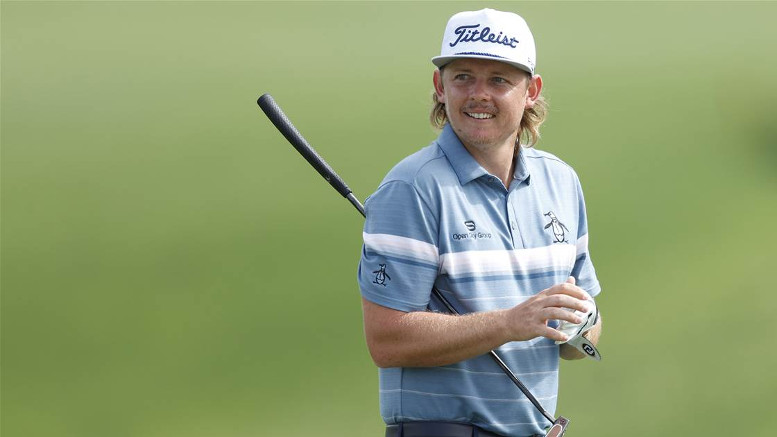 Smith firm favourite to win Greg Norman Medal