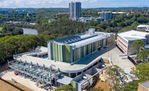 AirTrunk opens first phase of SYD2 data centre