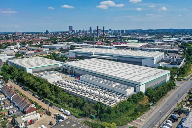 Ascendas Reit makes foray into Europe with data centre investment