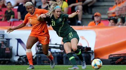 'Their quality will challenge us' - Matildas add Dutch to Tokyo build-up