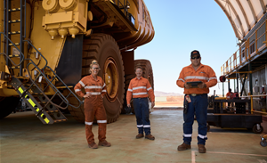 BHP workers turn to mixed reality technologies to circumvent travel restrictions