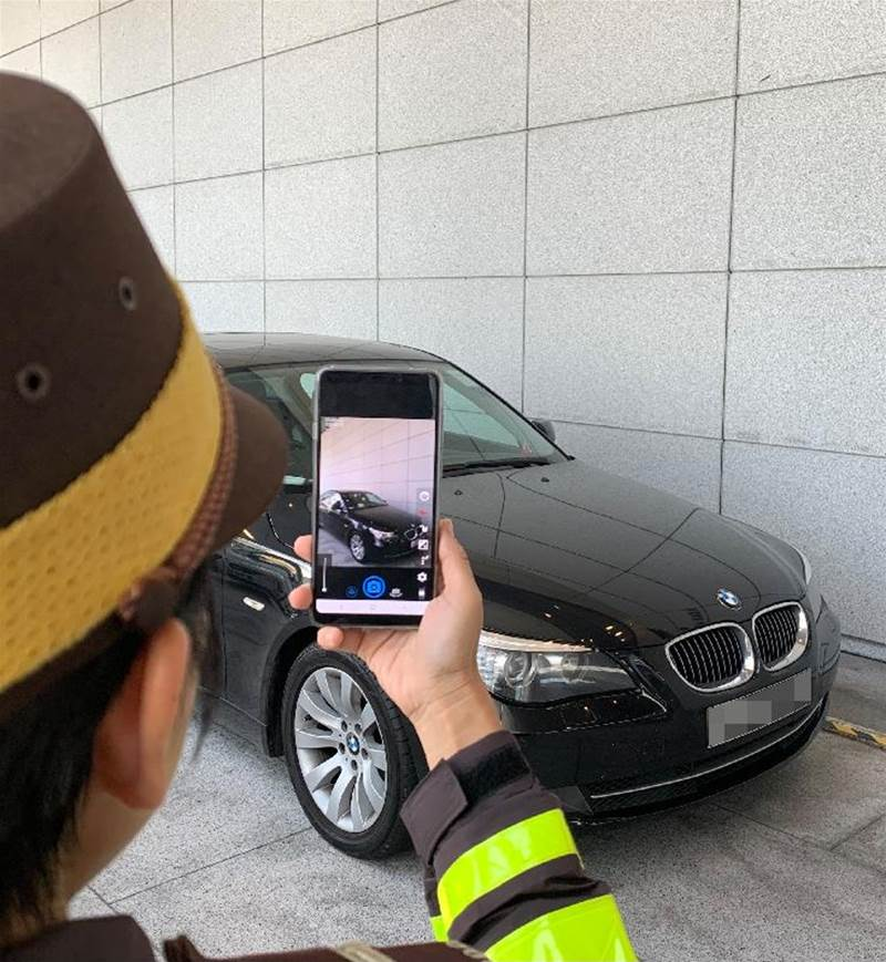 Hong Kong police digitises e-Tickets for traffic offenders