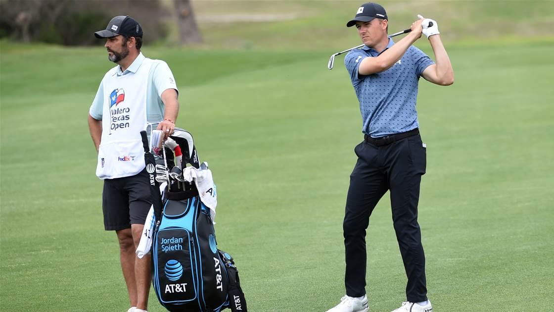 Winner's Bag: Jordan Spieth – Valero Texas Open