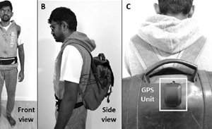 For the first time…an AI backpack for the visually impaired