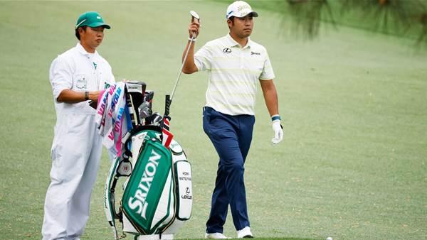 Winner's Bag: Hideki Matsuyama – The Masters