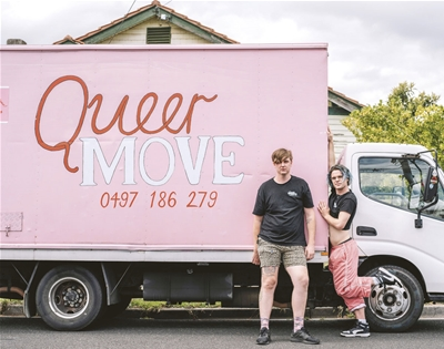 meet queer move, melbourne's most inclusive removal service