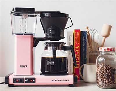 subscribe to win a moccamaster classic coffee brewer