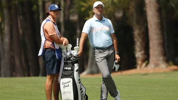 Winner's Bag: Stewart Cink – RBC Heritage