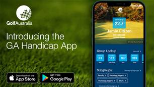 Official GA Handicap App now available