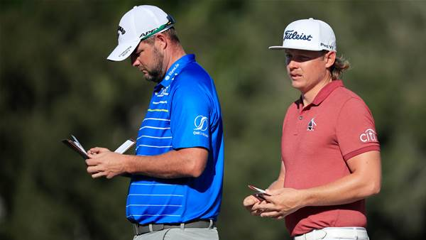 Smith & Leishman have point to prove at Zurich Classic