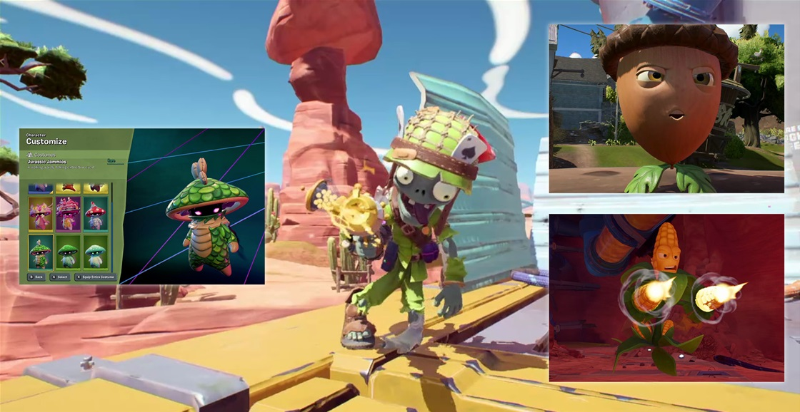 Playing Now: Plants vs. Zombies: Battle for Neighborville Complete Edition