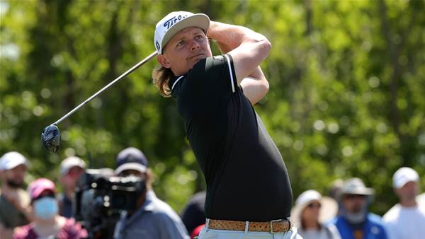 Smith & Leishman one back at Zurich Classic