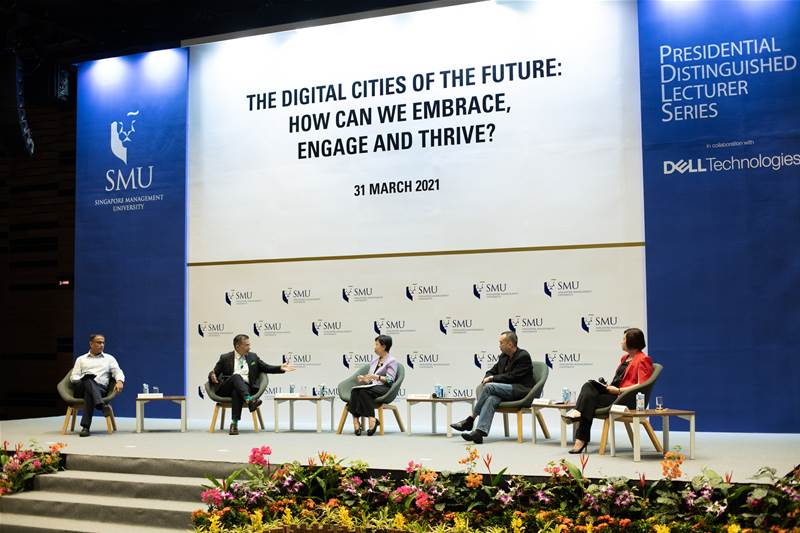 Will smart cities cause a digital divide?