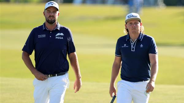 Winners' Bags: Cam Smith & Marc Leishman – Zurich Classic