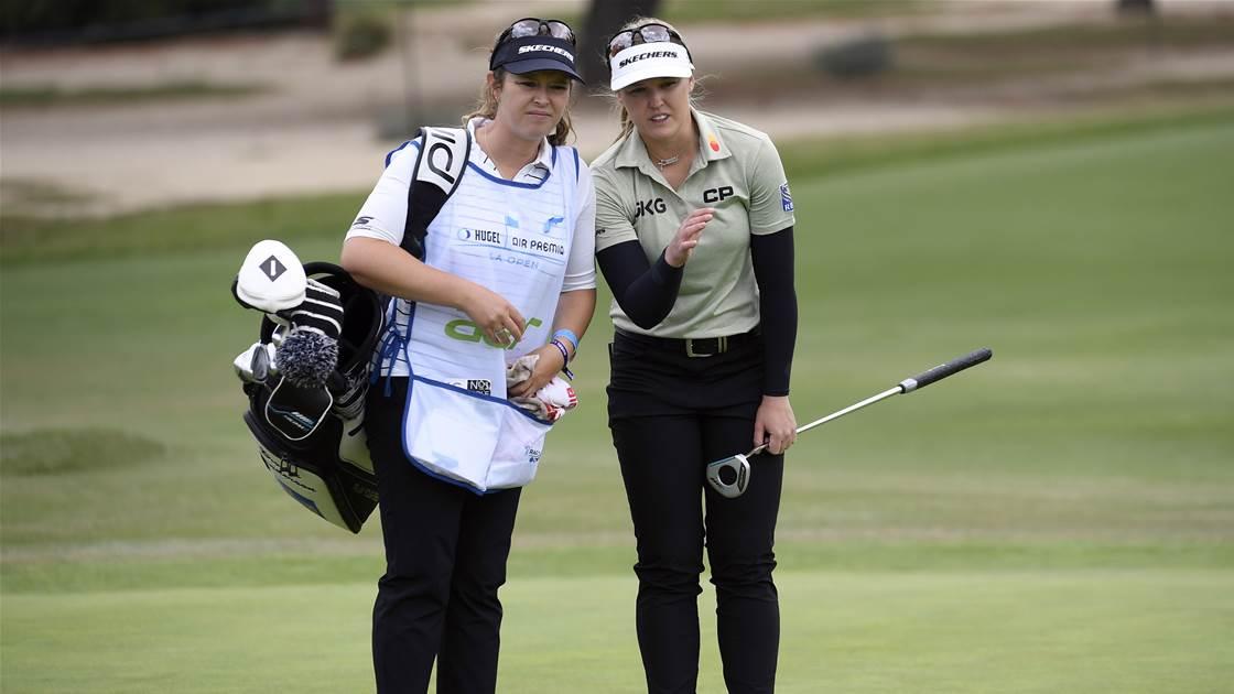 Winner's Bag: Brooke Henderson – Hugel-Air Premia LA Open