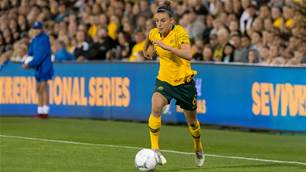 ' I'm going to thrive' - Logarzo happy to buck Matildas' Euro trend