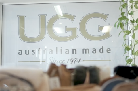 UGG Since 1974 improves business insights