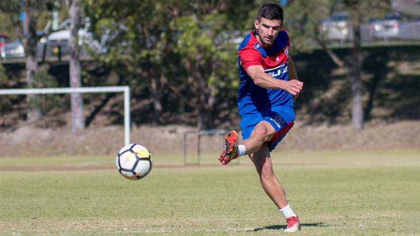 'Carl can get the best out of me' - Wanderers land Jets' Ugarkovic