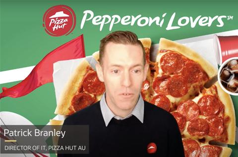 Pizza Hut Australia serves up a digital transformation