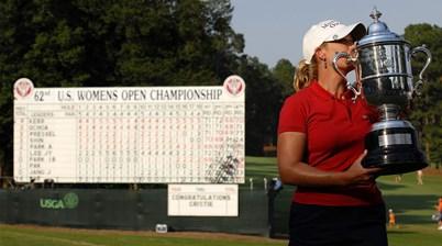 USGA announces special exemption for Cristie Kerr into the U.S. Women's Open