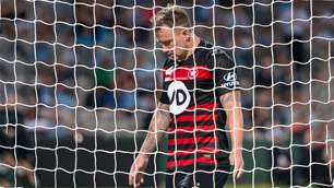 'Hardest decision of my life' - Wanderers striker Cox quits