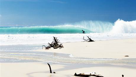 Save the Wave: Barbuda's Barrels are Being Bulldozed