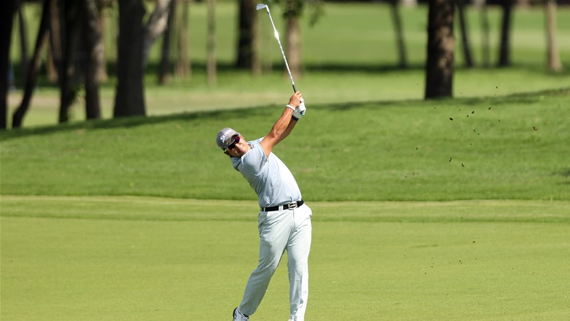 Lee starts strong as Matsuyama shakes off rust at AT&T Byron Nelson