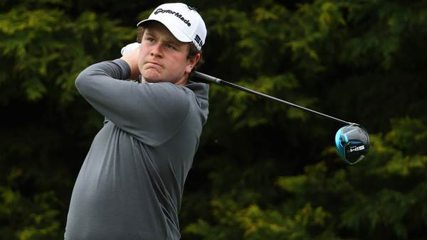 MacIntyre shares British Masters lead