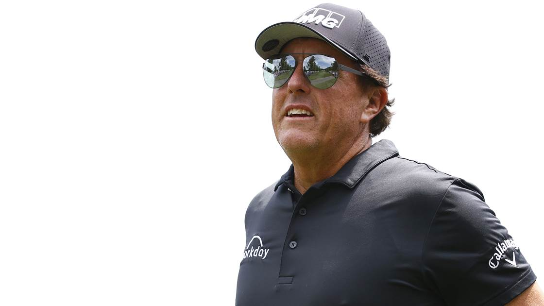 Phil Mickelson gets special U.S. Open exemption