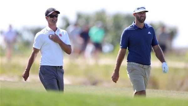 Scott shifts mentality at PGA Championship